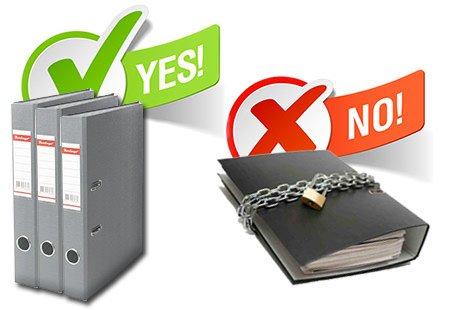 Отдельная настройка прав доступа в 1С для каждого